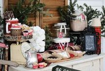 Holiday Workshop Ideas / Holiday Ideas to make with others.  Great group project ideas.