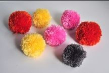 Pom Pom ideas / by Alicia Pyles