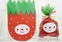 Aardbeien feestje