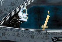 Halloween Art & Pix ♑ / by Christi Palmisano
