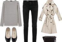Modern classic warderobe