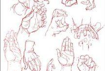 Art tutorial : Arms / Hands