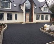 Tarmac Driveway Ideas / Tarmac Driveways are aphalt drives are hard wearing and perfect for lots of traffic. Diamond Services have built a reputation on providing tarmac drives that last.