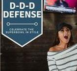 D-D-D DEFENSE