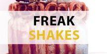 TURN ON Freak Shakes / Milkshake gone wild! Hier entdeckst du coole Ideen für die ultimativen Freakshakes! Ob mit Oreo, Kinderschokolade. Marshmallows, Cake, Cornflakes, Brownies uvm.! Hier bleiben keine Wünsche offen!