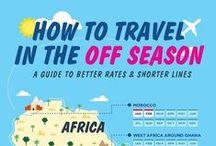 Travel tips, tricks and hacks