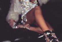 Glitter couture
