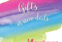 Gifts for New Dads / Daddy gear, daddy info, daddy support