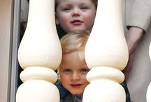 Little big royal children / The royals from Monaco's children