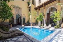 Moroccan Architecture / Morocco and its beautiful Architecture : from Marrakesh to Fes and Essaouira.  #morocco #architecture #art #design #mosaic #moroccanriads #moroccanhomes #moroccanhouses #moroccanpools #marrakech #fes #essaouira #moroccanart #moroccanarchitecture #moroccandesign #thetinysuitcase
