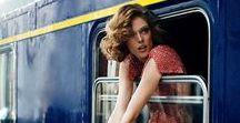 8 Artist management | Elle Spain with Coco Rocha shot by Xavi Gordo