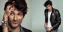 8 Artist management | Elle Spain Andres Velencoso shot by Xavi Gordo