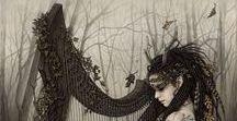 Shakespeare / Imágenes inspiradas en las obras de William Shakespeare