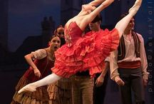 CND (Compañía Nacional de Danza) / Pictures from the rehearsals and shows of Compañía Nacional de Danza Spain