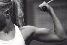 Workouts / by Zora Washburn