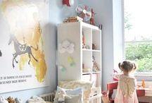 Kid Room Inspiration / by April Chandler