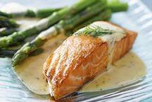 Soupers santé / Recettes faibles en calories pour le souper / by Plaisirs santé