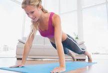Gym maison / Accessoires et exercices / by Plaisirs Santé Magazine