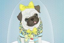 Pug... / by Natalie G
