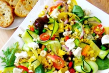 Salads  / by The Sweet Life