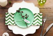 Table Ideas / Inspiration for your table!