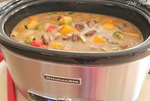 Crockpot Love / by Patricia Langford