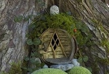 Fairy Houses / Homes of the Fae