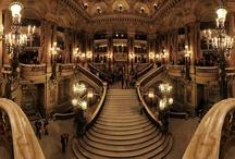 Buildings Gorgeous & Fascinating / by Kate Held