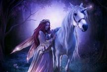 Unicorns & Pegasus <3