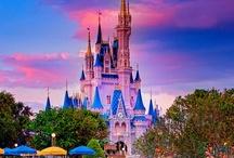 Disney / by Jennifer Orseth