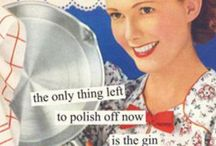 Gin / by Patricia Langford