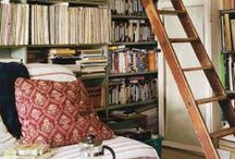 Little Reading Nook/Books/Home Libraries
