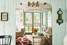 Farmhouse / Budget Friendly Design and DIY inspiration for our 100+ year old farmhouse renovation.