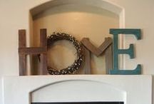 home sweet home / by Morgan Mattheyer