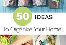 get organized / by Morgan Mattheyer