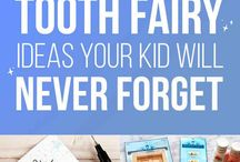 Tooth Fairy / Ideas to make Tooth Fairy visits more magical for your children.