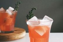 liquid courage / cocktails, mocktails and more / by Jaffrey Bagge