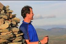 Wainwrights Record / In 2014 fell runner Steve Birkinshaw set a world record completing all 214 Lakeland Wainwrights in under 7 days