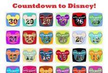 Disney Countdown Calendars
