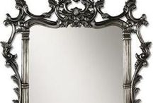 Antique Style Mirrors / Antique style mirrors evoke the grand and luxurious style of yesteryear, including 18th and 19th century France, England and Spain.