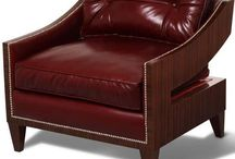 Leather Furniture Luxury / Leather furniture creates a sense of luxury and it is also practical and hard-wearing. Leather furniture ranges from distressed leather sofas that look like they were found in a Dickensian library in London to chic and glossy leather sofas or chairs that will enhance your Mid-Century Modern or Contemporary home. High-quality leather furniture is a terrific investment that never goes out of style.