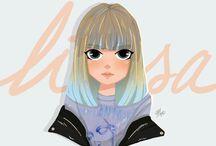 blackpink ~ lisa