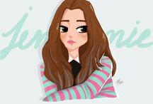 blackpink ~ jennie