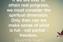 Spiritual  Knowledge Quotes / Yearning for real spiritual knowledge that can satisfy the soul? Check out this board, packed with spiritual gems from teacher, author and monk Devamrita Swami, to satisfy your spiritual thirst. Need more?! Visit: www.DevamritaSwami.com