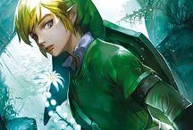 The Legend of Zelda / Tutte le immagini di The Legend of Zelda