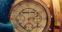 Michael Kors watches & jewellery