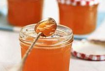 Recipes - preserves and sirups