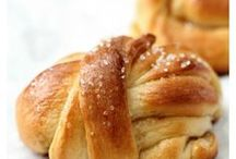 Recipes - sweet rolls and scones