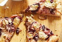 Recipes - pizzas