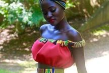African Fashion and Inspiration / African designs, African prints, African Fashion, African wear and more